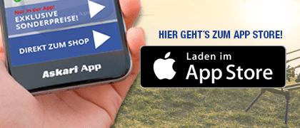 Angeln App iOS