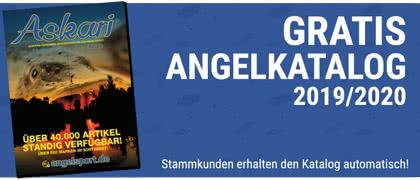 Jetzt GRATIS unseren aktuellen Angelaktalog anfordern!