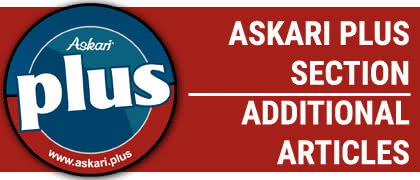 Askari PLUS Section!