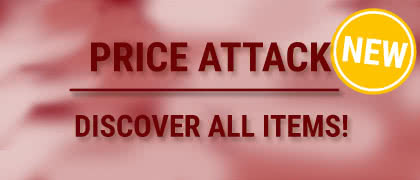 Refilled! Our Price Attack!