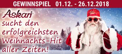 Jetzt an unserem Weihnachtsgewinnspiel teilnehmen!