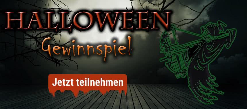 Jetzt an unserem Halloween Gewinnspiel teilnehmen!
