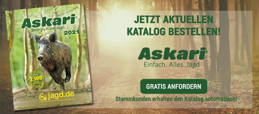 Jagdkatalog von Askari