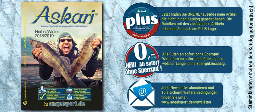 Aktuellen Katalog GRATIS anfordern!