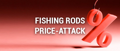 Fishing Rods Price-Attack