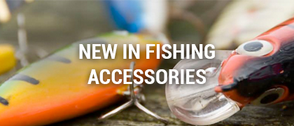 New in Fishing Accessories