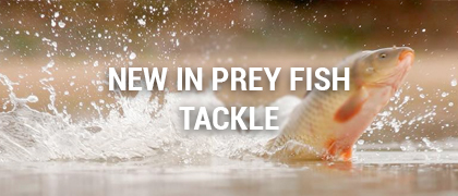 New in Prey Fish Tackle