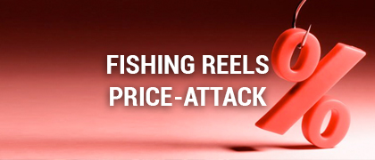 Fishing Reels Price-Attack
