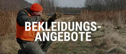 Jetzt auf Schnäppchen-Jagd gehen und tolle Bekleidungsangebote sichern!