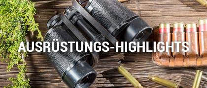 Jagd Ausrüstungs-Highlights
