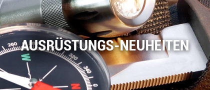 Jagd Ausrüstungs-Neuheiten