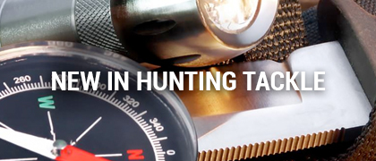 New in Hunting Tackle