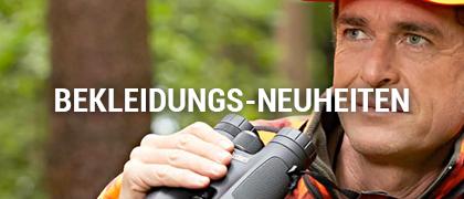 Jagd Bekleidungs-Neuheiten