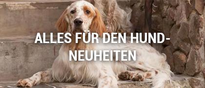 Alles für den Hund-Neuheiten