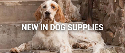 New in Dog Supplies