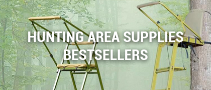 Hunting Area Supplies Bestsellers