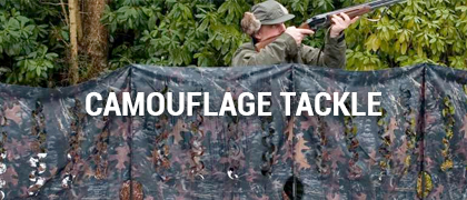 Camouflage Tackle
