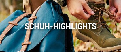 Jagd Schuh-Highlights