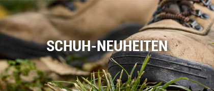 Jagd Schuh-Neuheiten