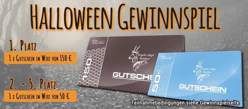 Jetzt teilnehmen! Halloween-Gewinnspiel 2019!