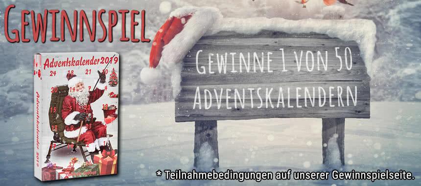 Jetzt teilnehmen! Gewinnspiel bei Askari und 1 von 50 Adventskalendern gewinnen!