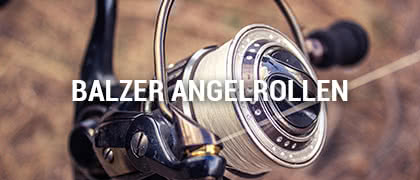 Balzer Angelrollen