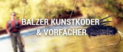 Balzer Kunstköder & Vorfächer