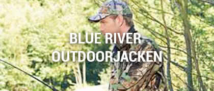 Blue River Outdoorjacken