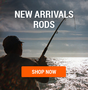 New in: Fishing Rods