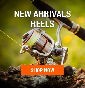New in Fishing Reels
