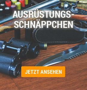 Ausrüstungsschnäppchen