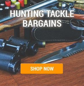 Hunting Tackle Bargains
