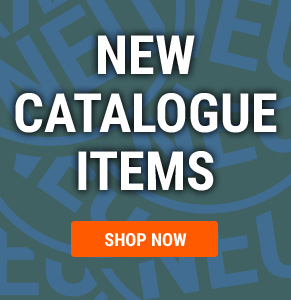 New Catalogue Items