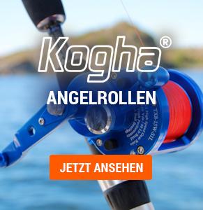 Kogha Angelrollen