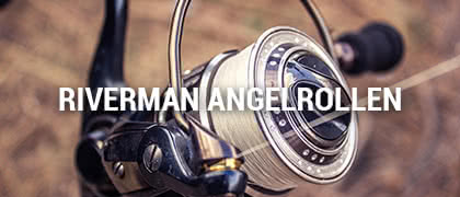Riverman Angelrollen