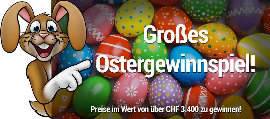 Großes Ostergewinnspiel! Jetzt teilnehmen!