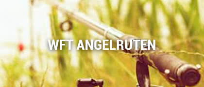 WFT Angelruten