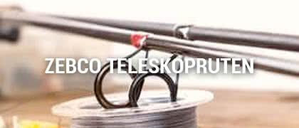 Zebco Teleskopruten