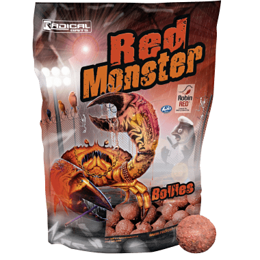 Quantum Radical Boilies (Red Monster)