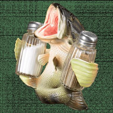 Salz+ Pfeffer-Set FISCH
