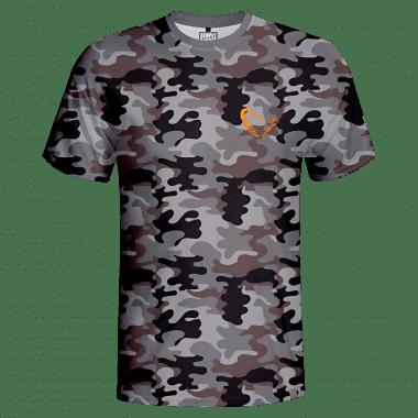 Savage Gear Herren Simply Savage Camo T-Shirt