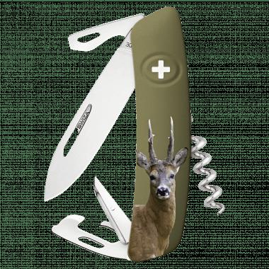 Swiza Taschenmesser D05 REHBOCK