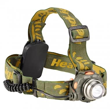Bearstep Sensor Kopflampe mit Sensorsteuerung