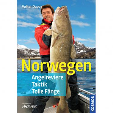 Buch: Norwegen von Volker Dapoz