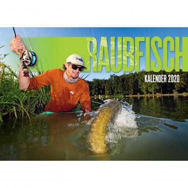 Der Raubfischkalender 2020