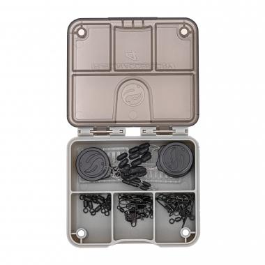 Guru Feeder Box Accessory Box, 6 compartments