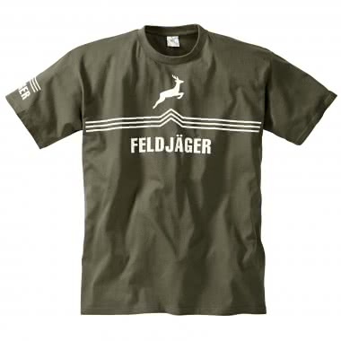 Herren T-Shirt Feldjäger