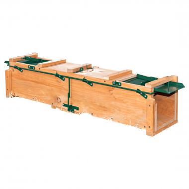 Holz Kastenfalle