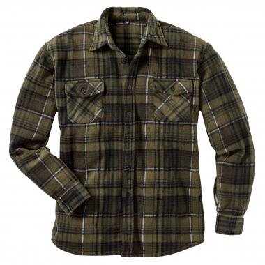 4dfd5c6b64a8 il Lago Prestige Herren Fleece Holzfällerhemd VALLEY günstig kaufen ...