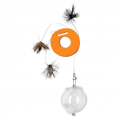 Kogha Fly-Cast Set für die Spinnrute (Trockenfliege, schwimmend)